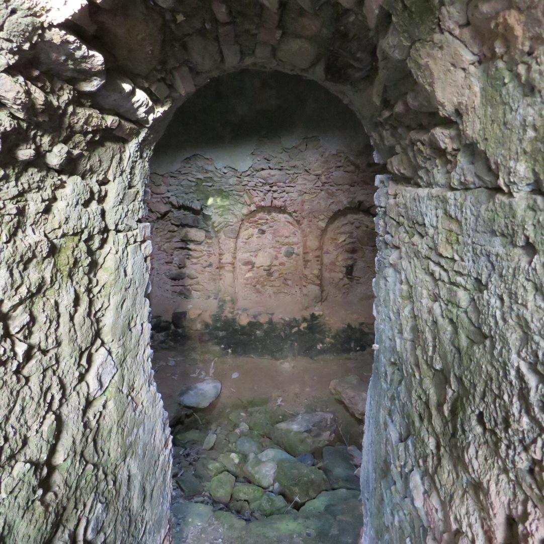 Catacomba centrale della chiesa di San Nicola