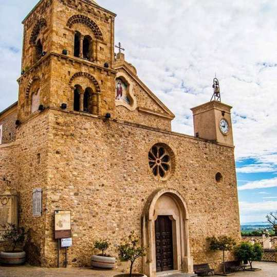 Rocca Imperiale, Chiesa Matrice