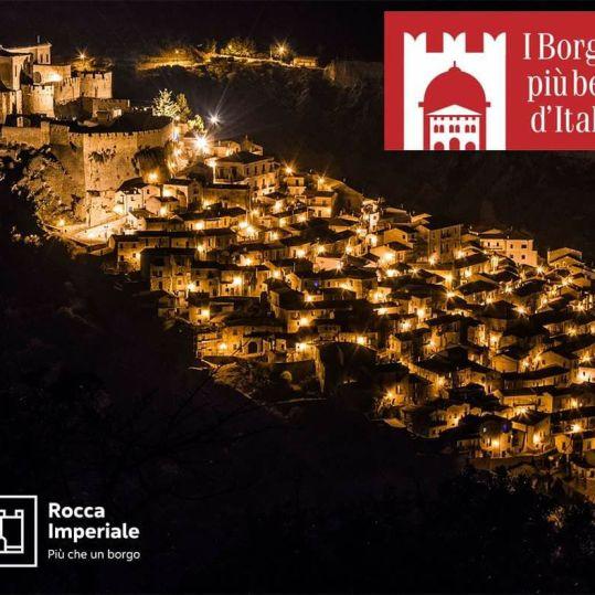 Rocca Imperiale tra i borghi più belli d'Italia