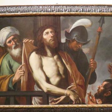 Cristo presentato al popolo di Gregorio