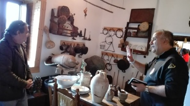 Museo civiltà contadina Gallicianò