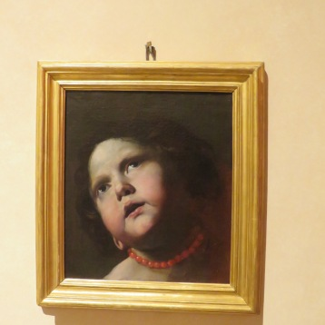 Ritratto di bambina di Mattia