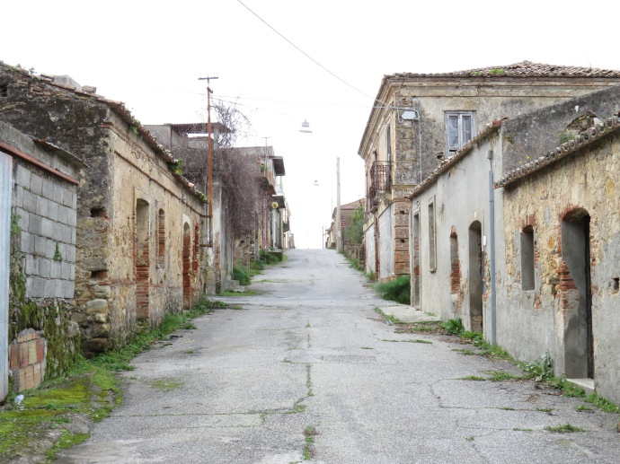 Stratuni di Ferruzzano, Via regina Margherita