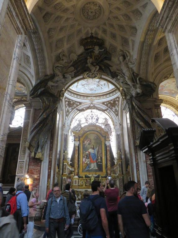 Altare San Luigi dei Francesi