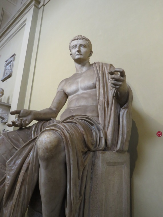 Tiberio dei Musei Vaticani
