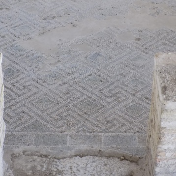Mosaici Villa Casignana
